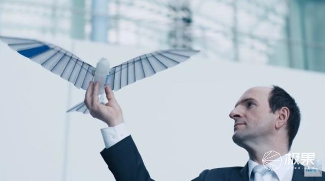德国机器人技术公司推出仿生雨燕,可实现在室内飞行