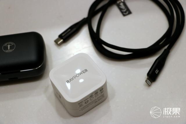为iPhone配套涡轮增压RAVPower