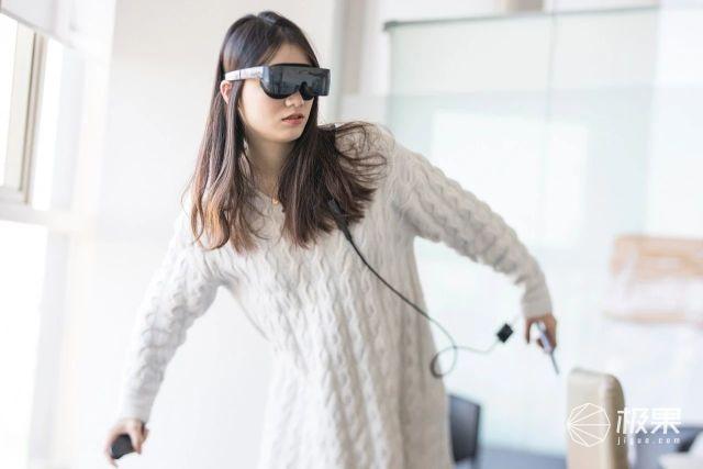 华为VRGlass动手玩:VR佛祖……会收到电子香火钱吗?