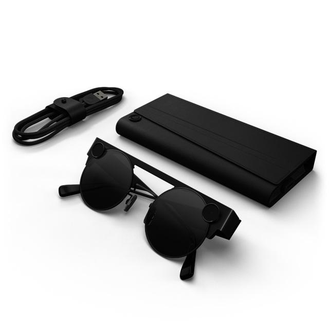 「新東西」金閃閃!SnapChat母公司推出第三代相機眼鏡