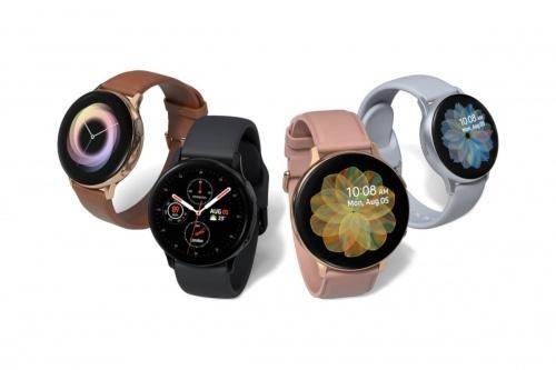 「新东西」三星发布WatchActive2,支持心率监测!还有全新骁龙笔记本