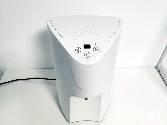 倍绿亚净水器,净化加热二合一,让家庭饮用水更安全