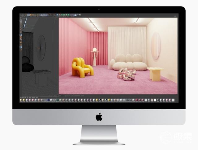 苹果突然上架27英寸iMac电脑!全系标配SSD,售价14399元起