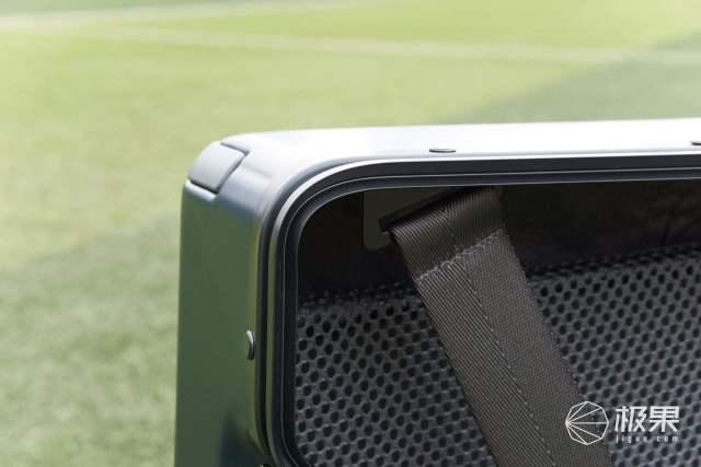 老罗的颜值和品质全都有——地平线8号行李箱(POWER系列)