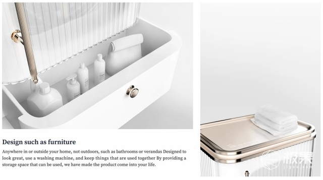 分离式滚筒洗衣机概念曝光:深浅衣服不用区分,洗衣速度快一倍!