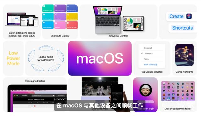 新版MacOS来了!苹果全家桶终于全面打通!一个鼠标控制所有设备!